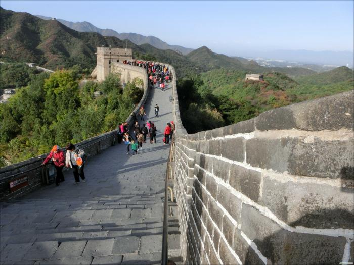 Beijing Badaling Great Wall history