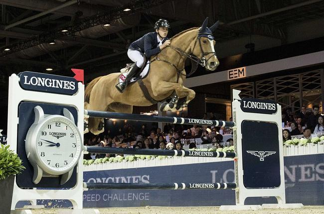 World's top equestrian events: Hong Kong equestrian masters