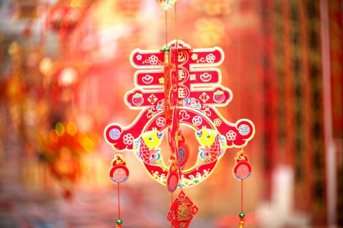 Traditional Chinese festivals. The folk custom of Beijing people